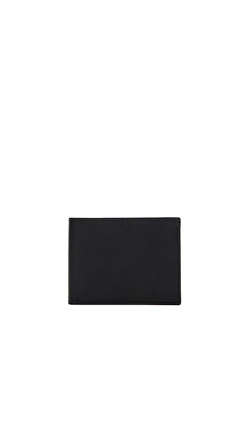 Common Projects Standard Wallet in Black
