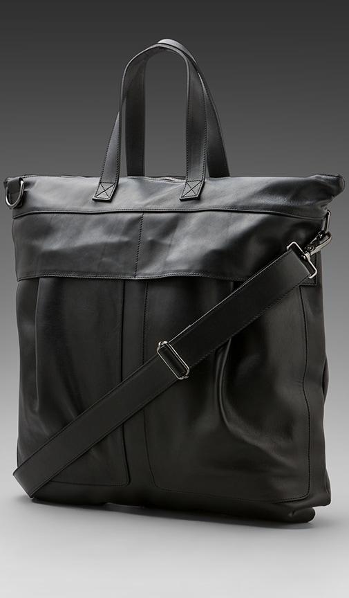 Leather Helmet Bag
