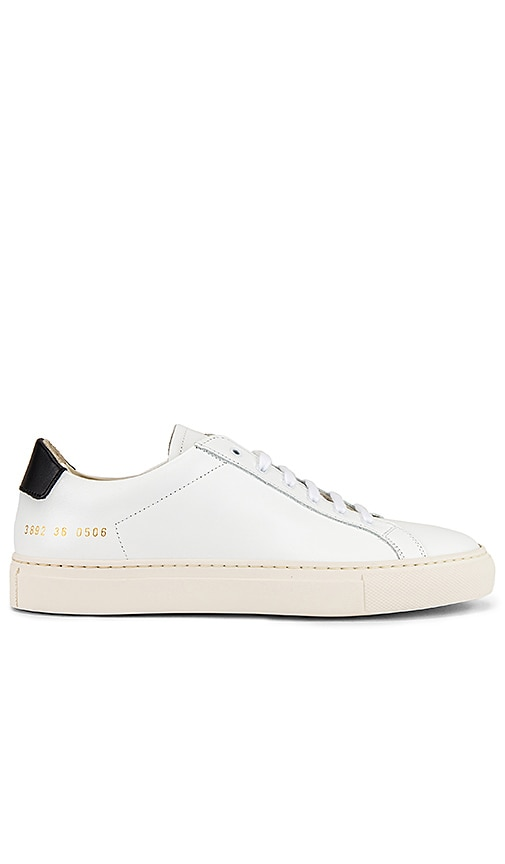 Retro Low Sneaker
