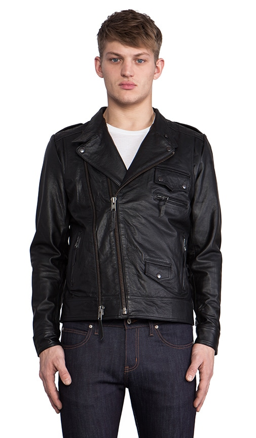 Mitchell Motorcycle Jacket