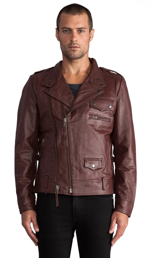 Mitchell Leather Jacket