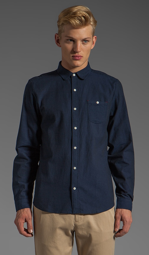 Howard Button Up