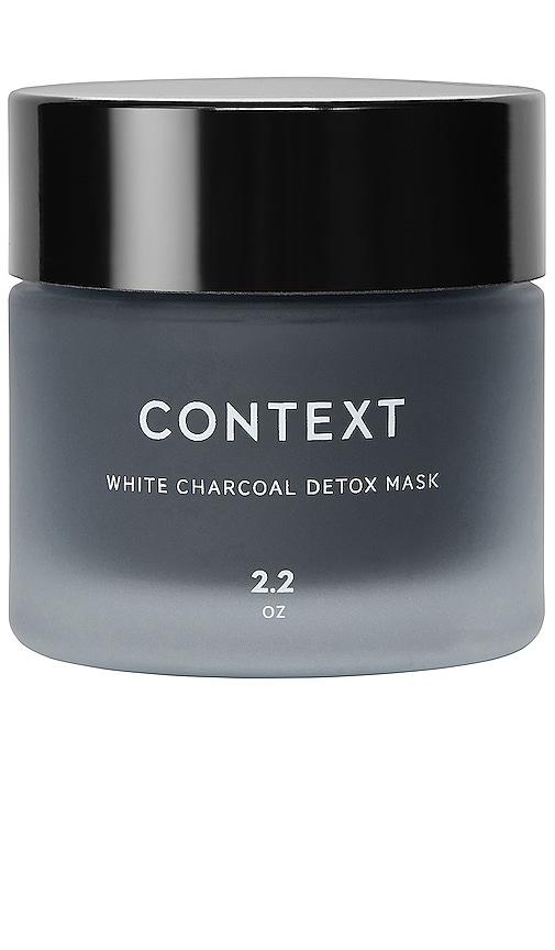 White Charcoal Detox Mask