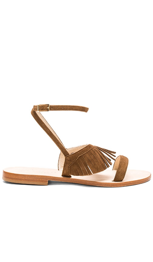 CoRNETTI Cantone Sandal in Brown