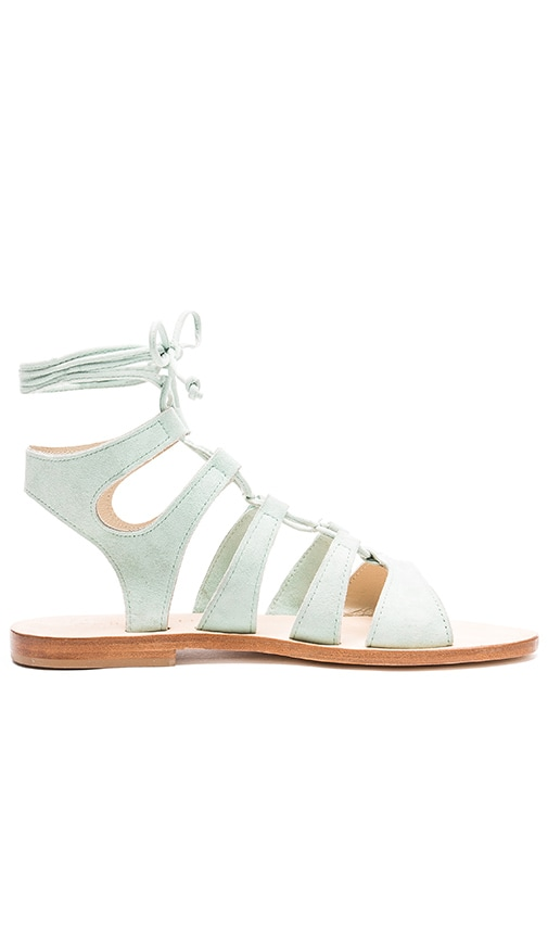 CoRNETTI Recommone Sandal in Mint
