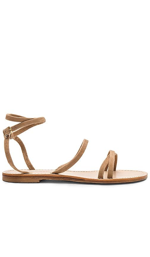 CoRNETTI Caruso Sandal in Tan