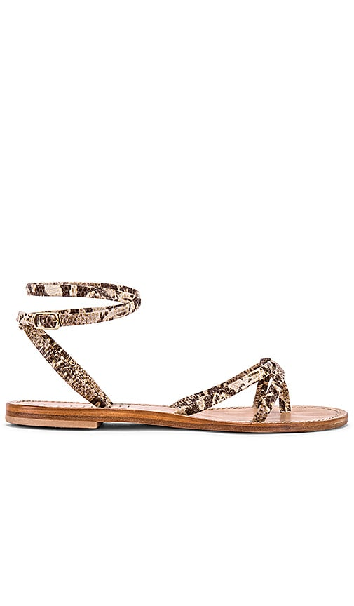 Vulcanello Sandal