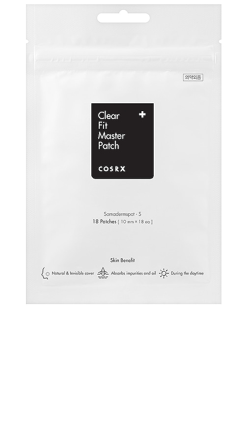 Clear Fit Master Patch