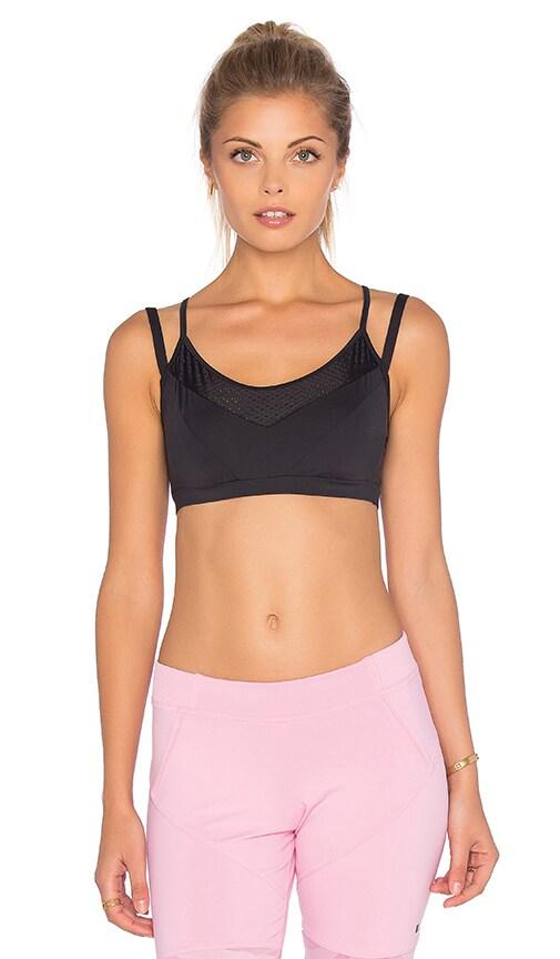 Cosabella Align Sports Bra in Black