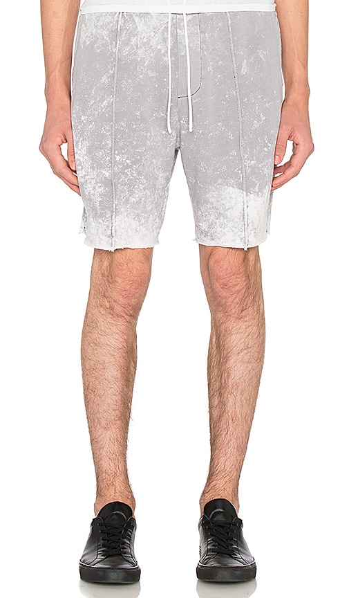 COTTON CITIZEN The Cobain Shorts in Gray
