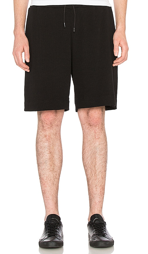 COTTON CITIZEN The Tyson Shorts in Black