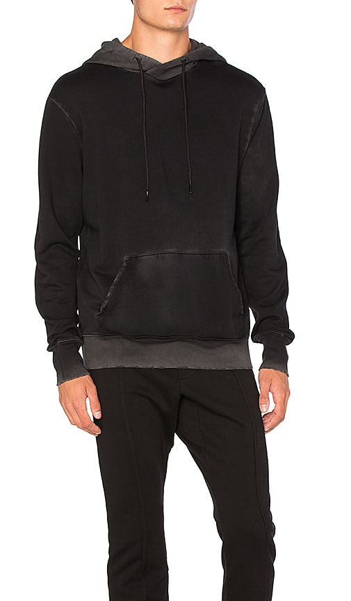 COTTON CITIZEN The Cobain Pullover in Black