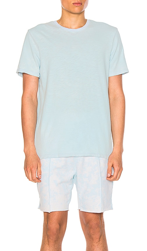 COTTON CITIZEN The Presley Tee in Baby Blue