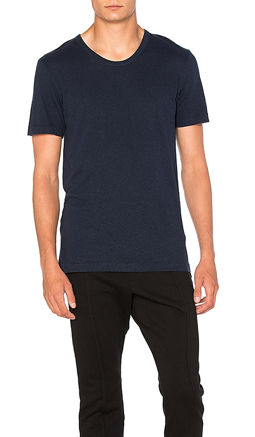 COTTON CITIZEN The Lennon Tee in Blue