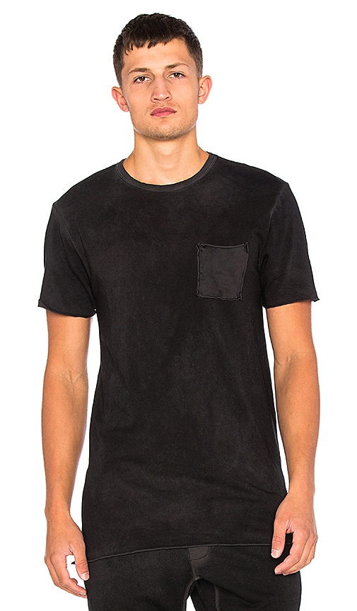 COTTON CITIZEN The Jagger Tee in Black