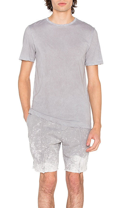 COTTON CITIZEN The Classic Crew Tee in Gray