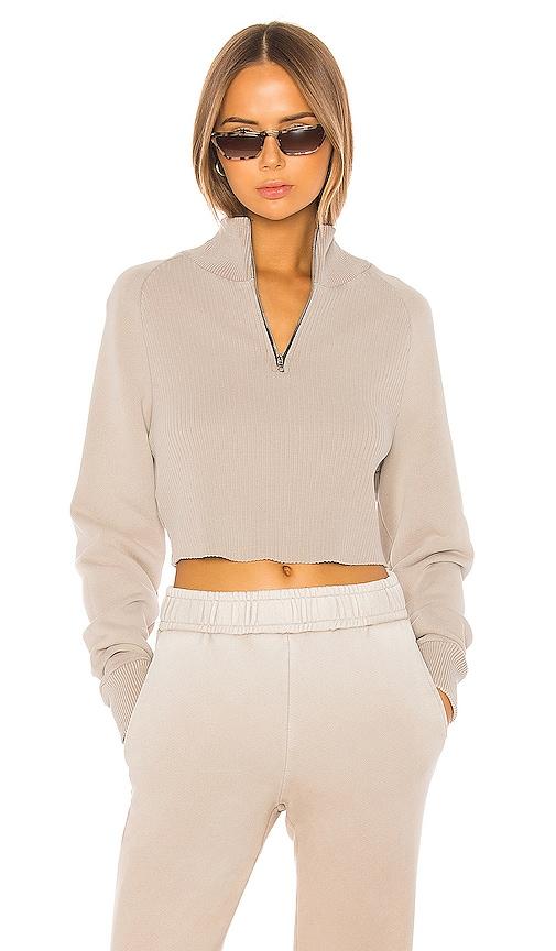 Beijing Crop Sweater