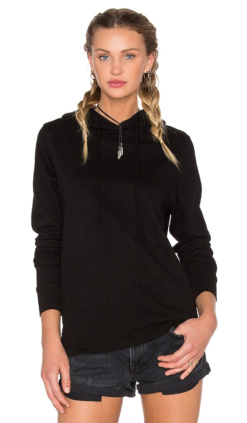 COTTON CITIZEN Malibu Hoodie in Black