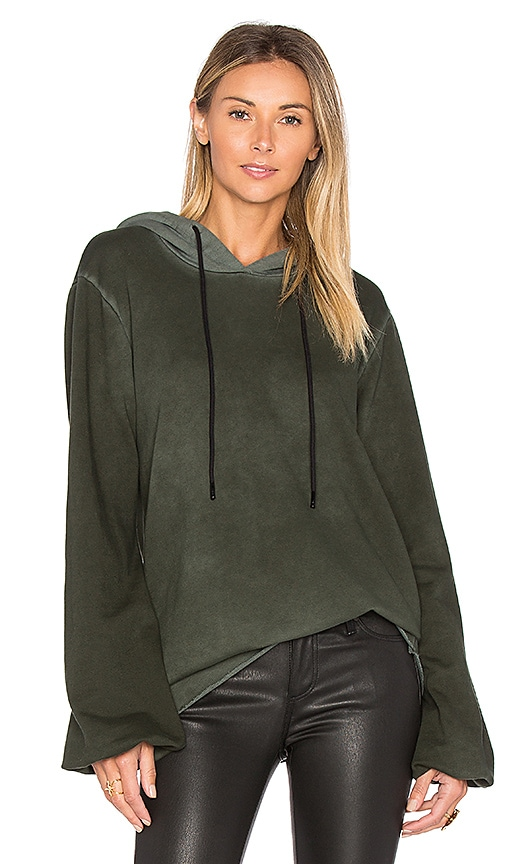 COTTON CITIZEN x REVOLVE The La Marais Hoodie in Olive