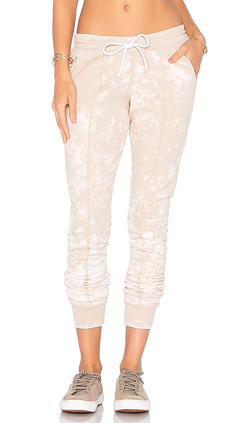 COTTON CITIZEN The Milan Trouser Pant in Beige