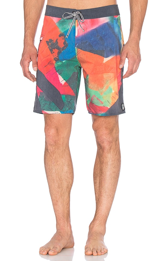 Captain Fin Larry Boardshorts in Pink