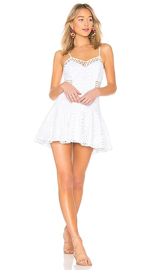 Charo Ruiz Ibiza Yama Dress in White
