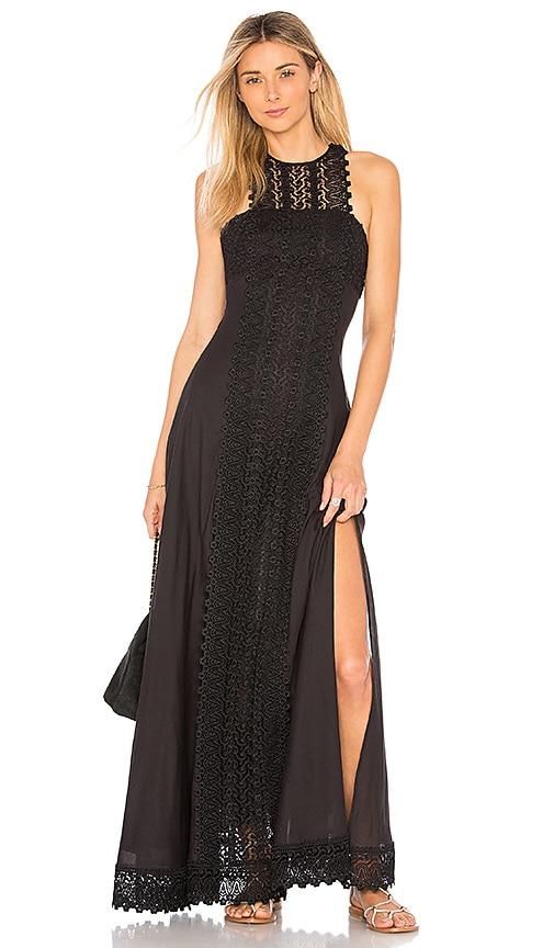 Charo Ruiz Elba Dress in Black
