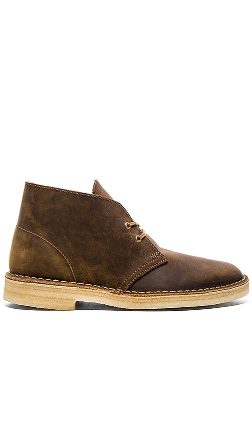 Clarks Originals Desert Boot in Brown