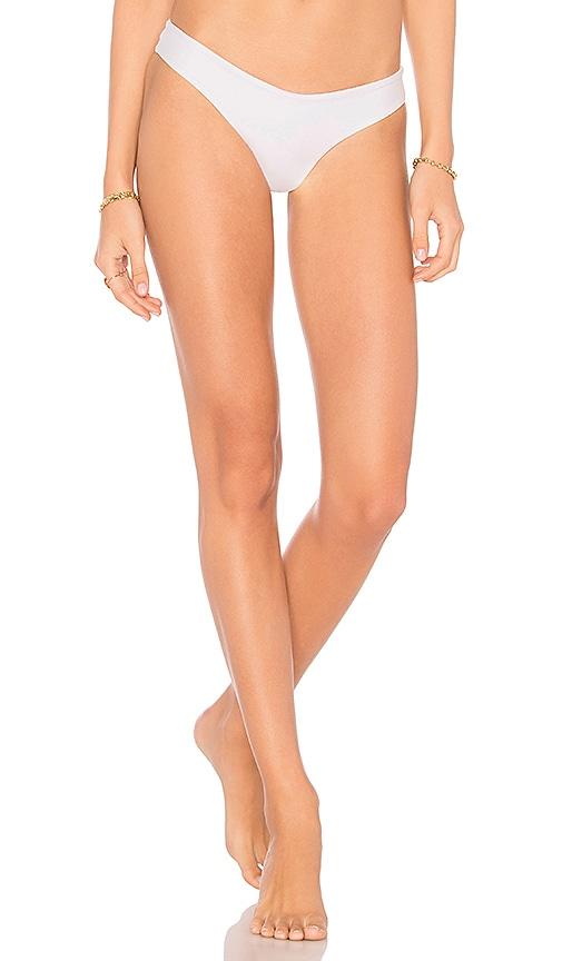 CHLOE ROSE Firefly Bikini Bottom in White