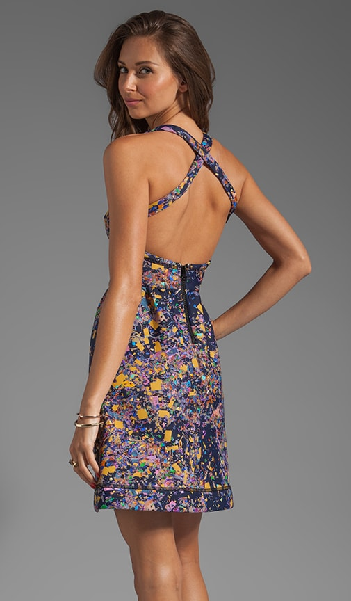 Bonded Party Dress