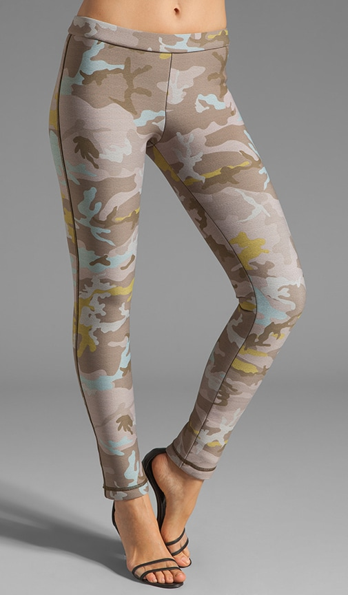 Bonded Leggings