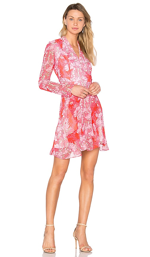Carven Mini Dress in Pink