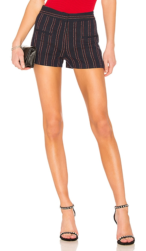 Carven Tailored Short in Navy