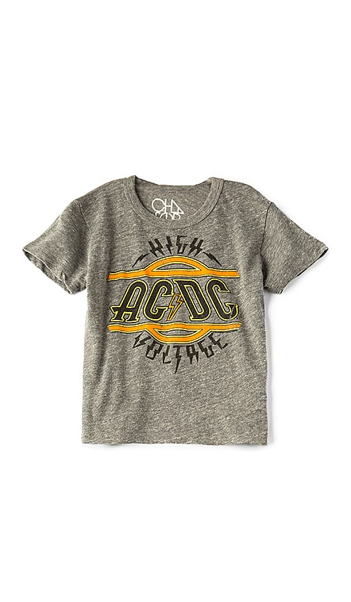 Chaser ACDC High Voltage Tee in Gray