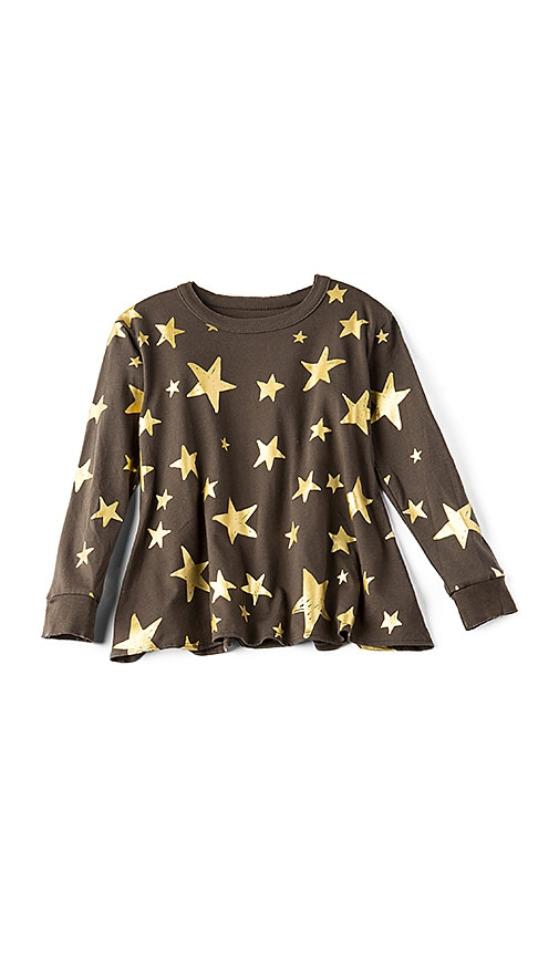 Chaser Starry Night Tee in Gray