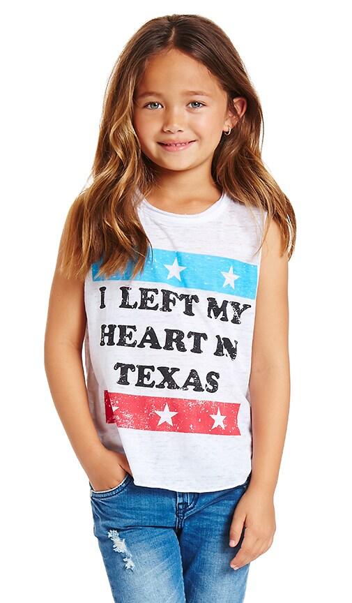 Left My Heart in Texas Tank