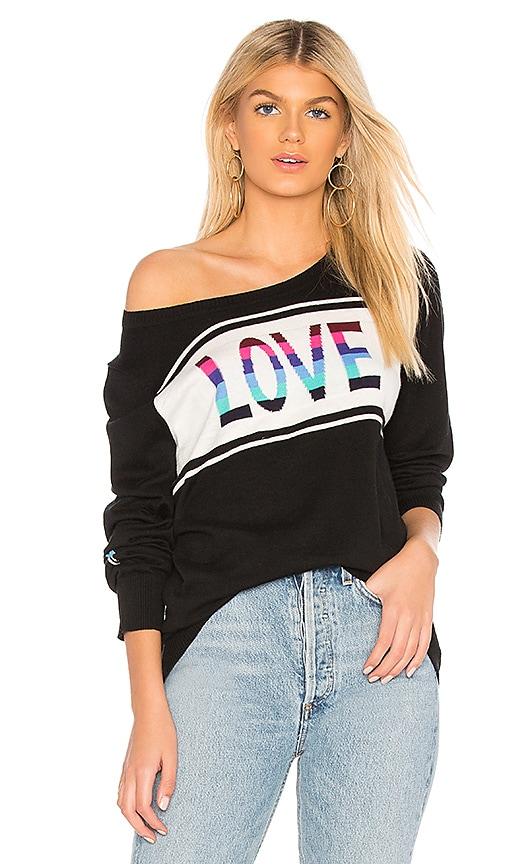Love Crew Neck Pullover