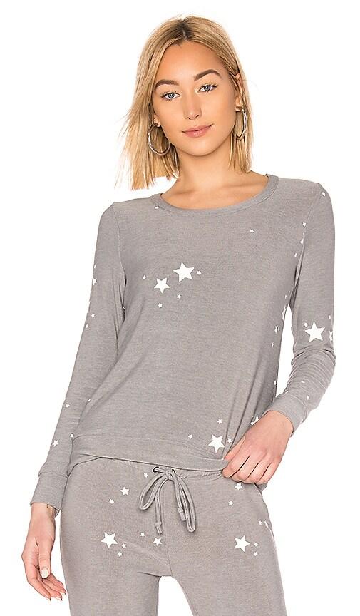 White Stars Knit