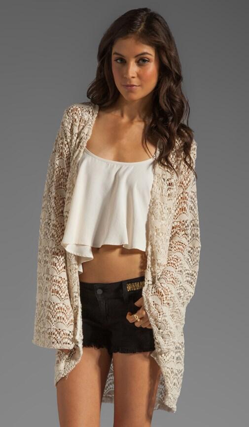 Spanish Lace Kimono Jacket