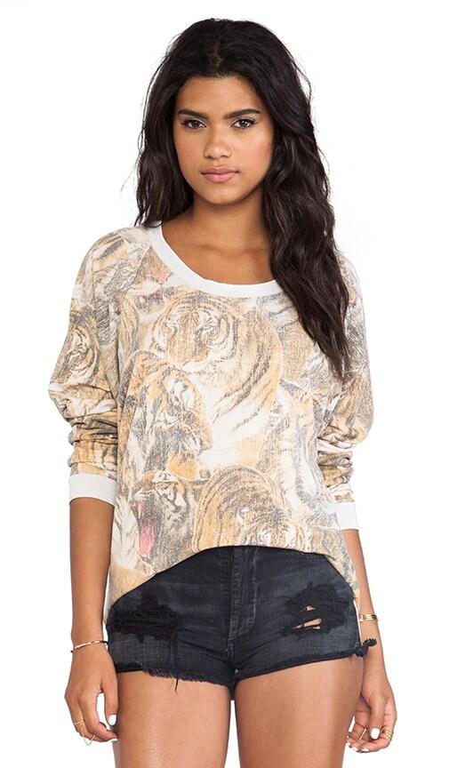 All Over Tigers Sweatshirt