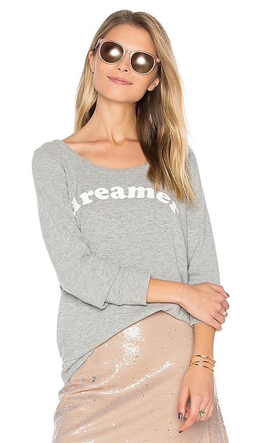 Chaser Dreamer Pullover in Gray