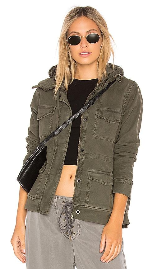 Chaser Vintage Surplus Jacket in Army