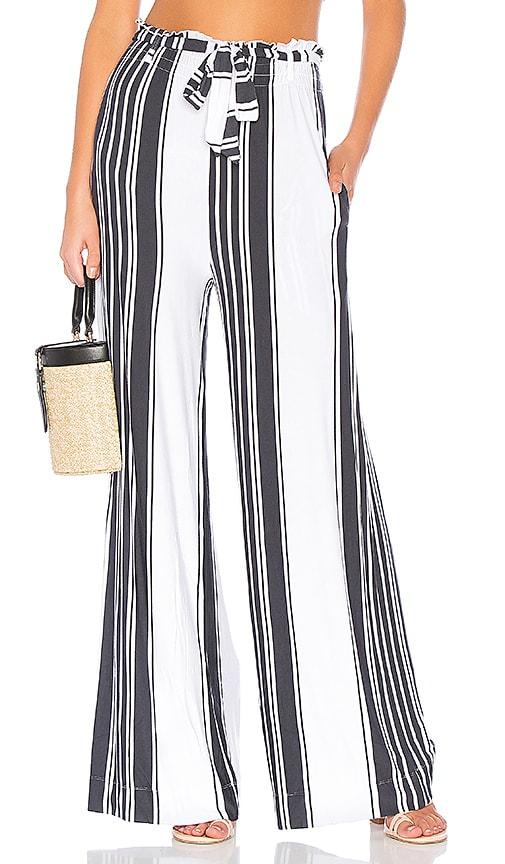 Cool Jersey Paperbag Waist Pant