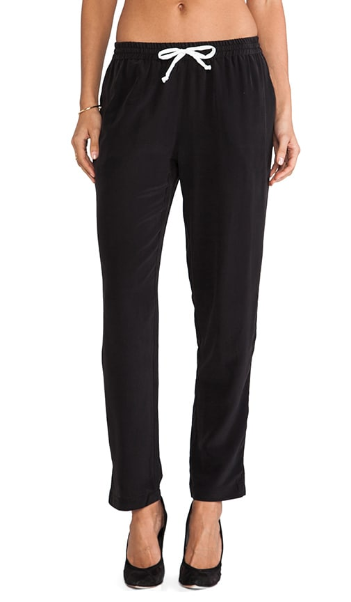 Slouchy Silk Pant