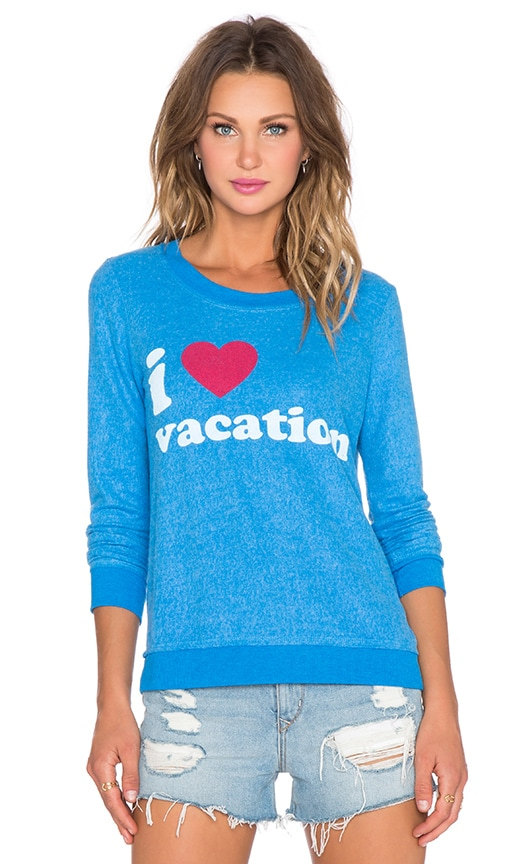 I Heart Vacation Tee
