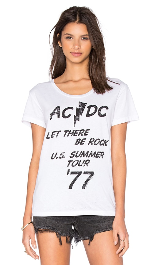 ACDC Let There Be Rock Tee