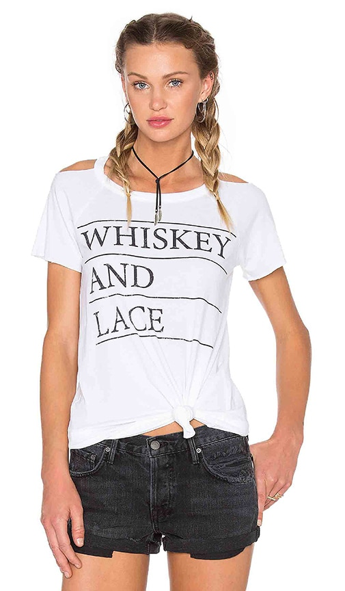 Whiskey & Lace Tee
