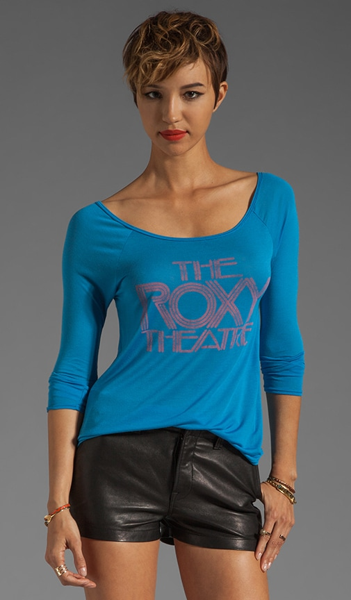 The Roxy Theatre Baseball Tee