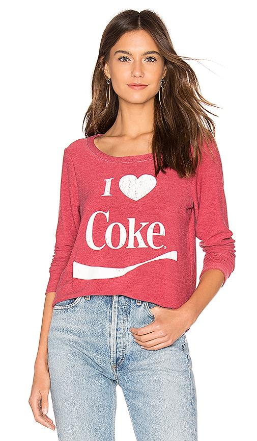 I Heart Coke Pullover