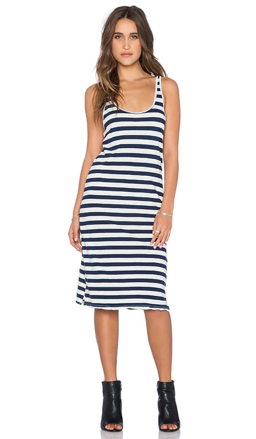CP SHADES Melanie Stripe Tank Dress in Nautical Stripe